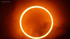Nasib Jabodetabek saat Gerhana Matahari Cincin 26 Desember