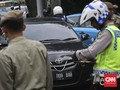Kata Polisi Soal Pelat Nomor Khusus Kendaraan Listrik