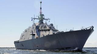 Mesin Kapal Perang AS Senilai Rp4,7 Triliun Digerogoti Karat