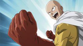 5 Rekomendasi Anime di Netflix, One Punch Man