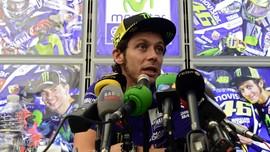 Valentino Rossi Alami Kecelakaan Mobil