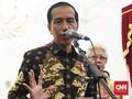 Jokowi Datangi Lokasi Tangkap Tangan di Kemhub: Setop Pungli!