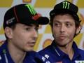 Rossi Senang Dibantu Lorenzo di MotoGP 2020