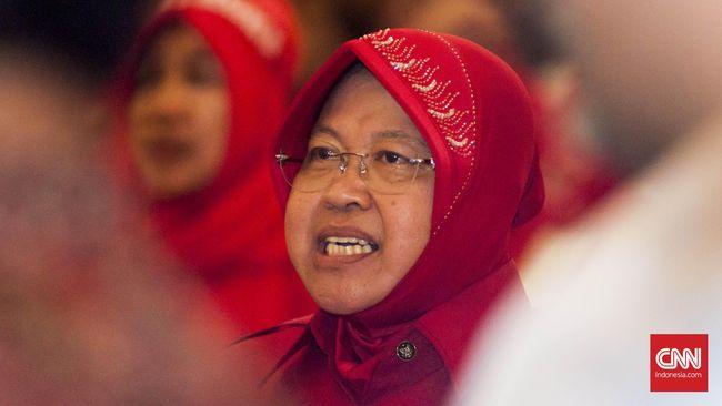 Wali Kota Surabaya Tri Rismaharini menilai penanganan sampah di Jakarta menakutkan. Bantargebang akan tutup pada 2021, sementara penggantinya baru selesai 2022.