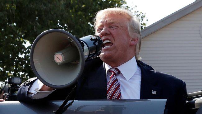 Padahal, banyak orang yang memperkirakan, kalau Galifianakis dapat mempermalukan Trump dalam acara bincangnya, Between Two Ferns.