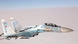 Dua Jet Tempur Su-27 Rusia Terobos Wilayah Udara Finlandia