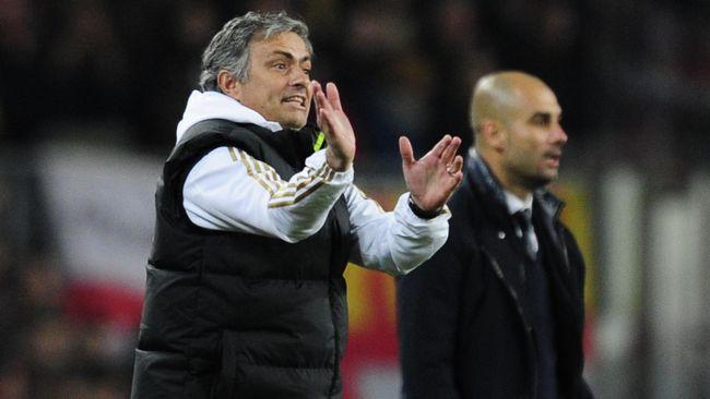Jose Mourinho punya kans untuk memperbaiki catatan buruknya melawan Josep Guardiola kala Tottenham Hotspur vs Manchester City akhir pekan ini.