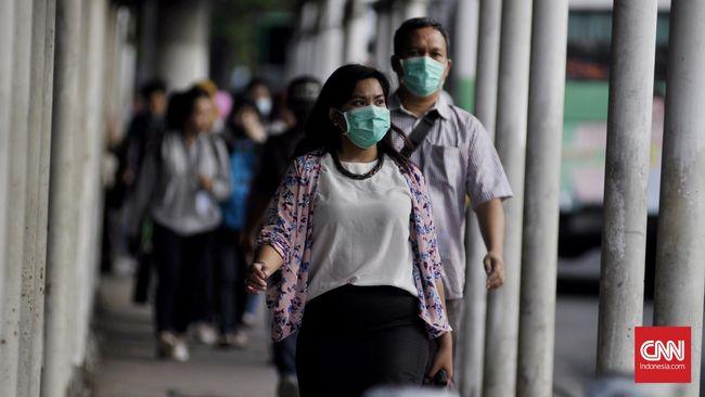 Tidak seluruh sektor swasta di Jakarta menjalankan seruan Gubernur DKI Jakarta untuk membiarkan karyawan bekerja dari rumah mencegah penularan virus corona.