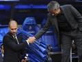 Mourinho Tak Suka Dibenturkan dengan Guardiola
