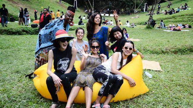 Indonesia semakin sering menggelar acara musik unik sepanjang 2016, mulai dari Jazz Gunung, RRREC Fest, hingga Synchronize Fest.