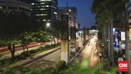 Wagub DKI Cari Solusi Pembongkaran Tiang Bekas Proyek Monorel