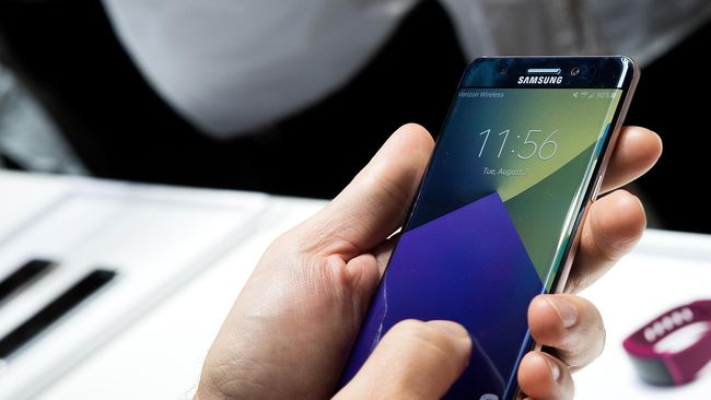 Samsung Minta Maaf Baterai Jadi Penyebab Masalah Note 7