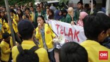 Daftar Menteri Jokowi Diberi Rapor Merah oleh BEM UI