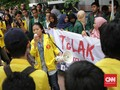 Rapor Merah Menteri Jokowi, BEM UI Minta 6 Pejabat Dicopot