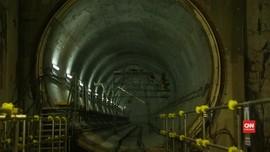 Mengintip Kemajuan Pembangunan MRT Jakarta
