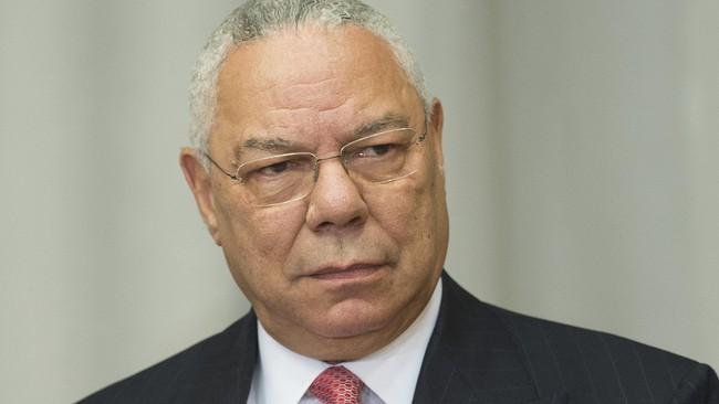 Eks Menlu AS Colin Powell Meninggal Dunia karena Covid-19