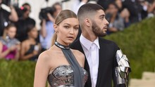Netizen Riuh Gigi Hadid dan Zayn Malik Sambut Bayi Perempuan