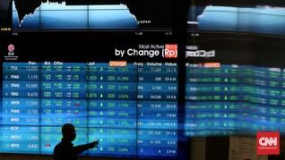 IHSG Berotot di 5.112 pada Perdagangan Jumat, 23 Oktober 2020