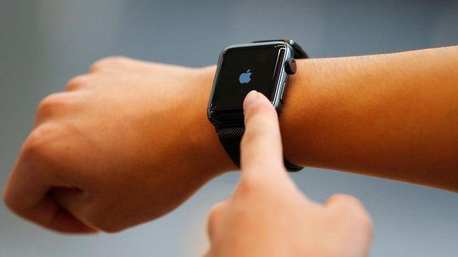 Apple Watch generasi terbaru dikabarkan akan dilengkapi dengan sebuah sebuah sensor optik untuk kamera selfie yang ditempatkan di ujung tali arloji.