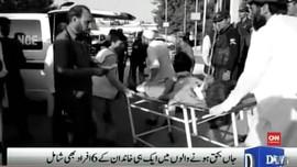 Taliban Ada Dibalik Serangan Bom di Perbatasan Pakistan