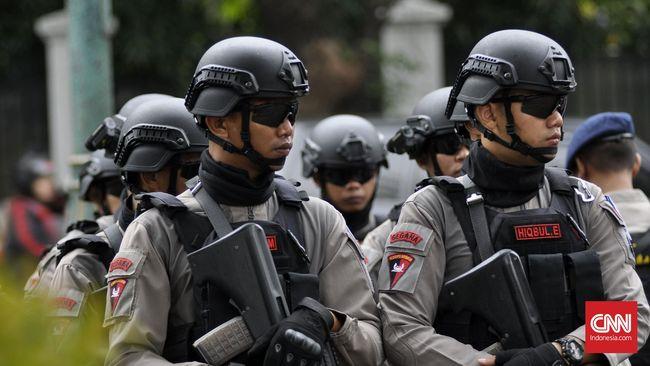 Merujuk data milik Polri, hanya ada dua daerah dengan kategori sangat rawan konflik sosial, yakni Medan dan Batam.