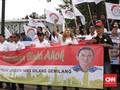 Ahok Siapkan Satu Bus untuk ke KPUD, Siap Jemput Megawati