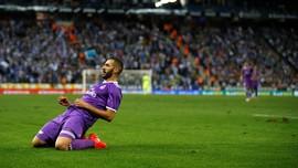 Foto Pilihan Kemenangan Bersejarah Real Madrid