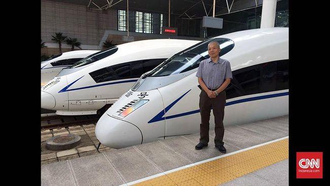 China kembangkan kereta cepat dengan teknologi yang membuat bisa beroperasi di suhu yang sangat dingin hingga -40 derajat Celcius.