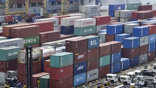 Ekspor RI Kalah dari Thailand, Jokowi Tegur Mendag Enggar