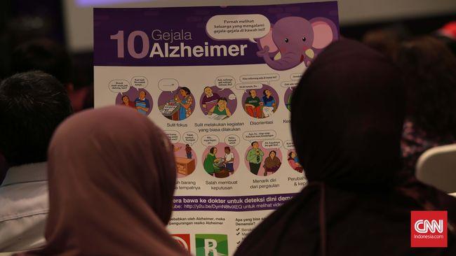 Studi teranyar menemukan tes darah bisa mendeteksi protein yang menjadi penanda Alzheimer.