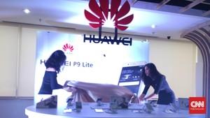 Dihimpit Tekanan AS dan Corona, Keuntungan Huawei Naik