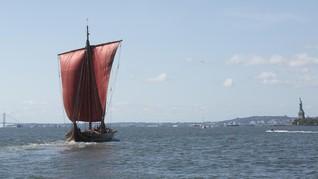 Arkeolog Temukan Dua 'Kuburan' Kapal Viking di Swedia
