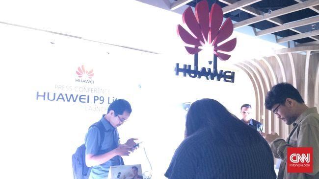 Huawei: OS Harmony Bukan Alternatif untuk Ponsel Android