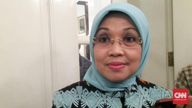 Sylviana Murni, Anggota DPD perwakilan DKI sekaligus mantan cawagub pasangannya AHY di Pilkada DKI 2017, terinfeksi Virus Corona (Covid-19).