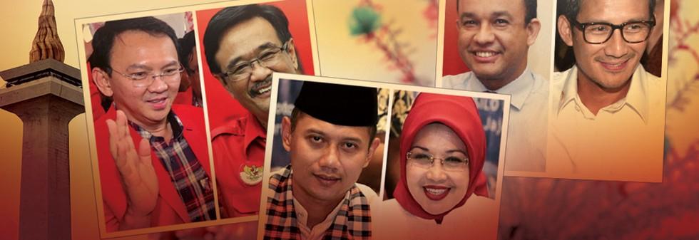 Genderang Pilkada Jakarta
