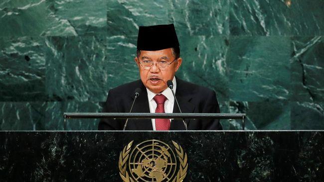 Wakil Presiden Jusuf Kalla menyebut permintaan PBB untuk membebaskan Ahok dari penjara hanyalah sikap perorangan dan bukan merupakan sikap resmi lembaga.
