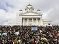 Ribuan Warga Finlandia Memprotes Kelompok Neo Nazi