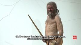 Otzi, Manusia Es Berusia 5 Ribu Tahun di Pegunungan Alpen