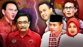 Kaderisasi Gagal Partai Politik di Pilkada Jakarta