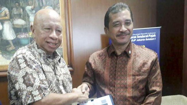 Keikutsertaan Arifin Panigoro dalam program pengampunan pajak bertujuan terkait dengan rencana restrukturisasi saham beberapa perusahaan Grup Medco.