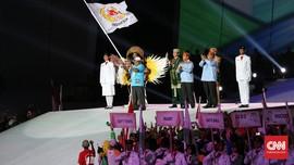 Jokowi Instruksikan Atlet PON Divaksin