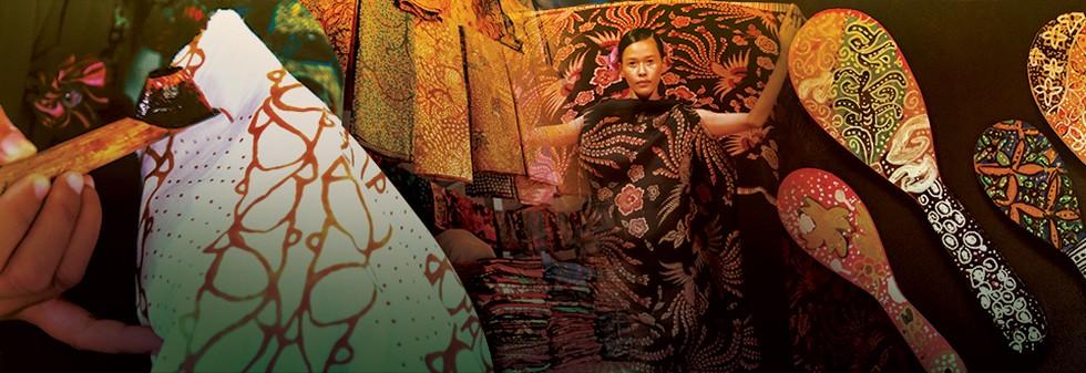 Dua Sisi Batik Tulis