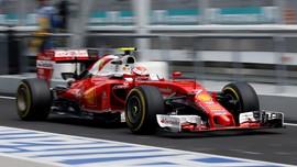 Raikkonen Menang di GP Amerika Serikat, Hamilton Gagal Juara