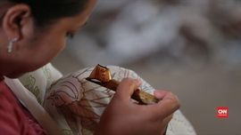 Segores Cerita di Balik Sehelai Batik