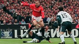 Cantona dan Keane Masuk Hall of Fame Liga Inggris