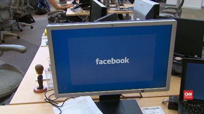 Marketplace Facebook Tampilkan Senjata hingga Ganja
