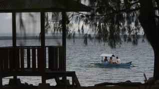 Tiga Wisatawan Meninggal Usai Perahu Terbalik di Cikoncang