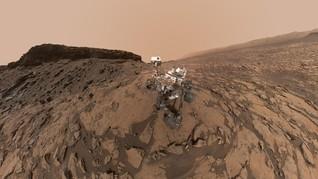 Saingi AS, China Ikut Luncurkan Misi Mars Akhir Juli