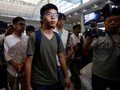 Remaja Aktivis Pro-Demokrasi Hong Kong Bebas dari Penjara