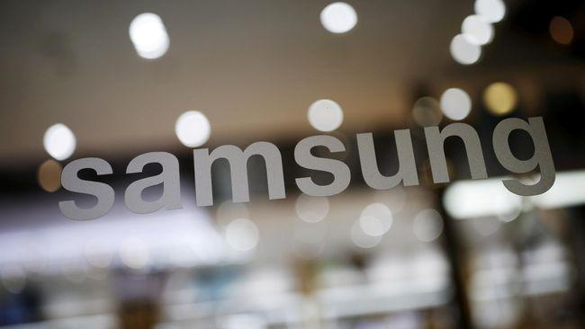 Kelebihan Pasokan Cip, Laba Samsung Turun 56 Persen